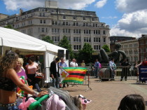 Birmingham refugee event